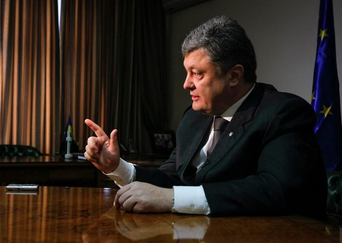 Петро Порошенко підтримав закон, що передбачає виключення зі списків кандидатів у нардепи після виборів.