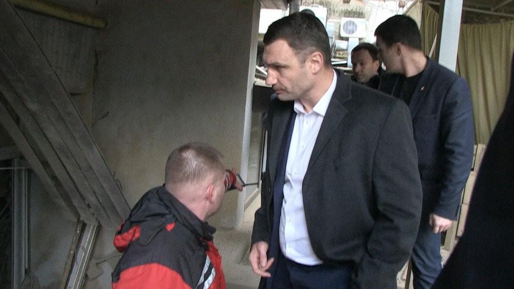 Мер столиці України доручив здійснити перевірку будівель, які наразі перебувають у аварійному стані.