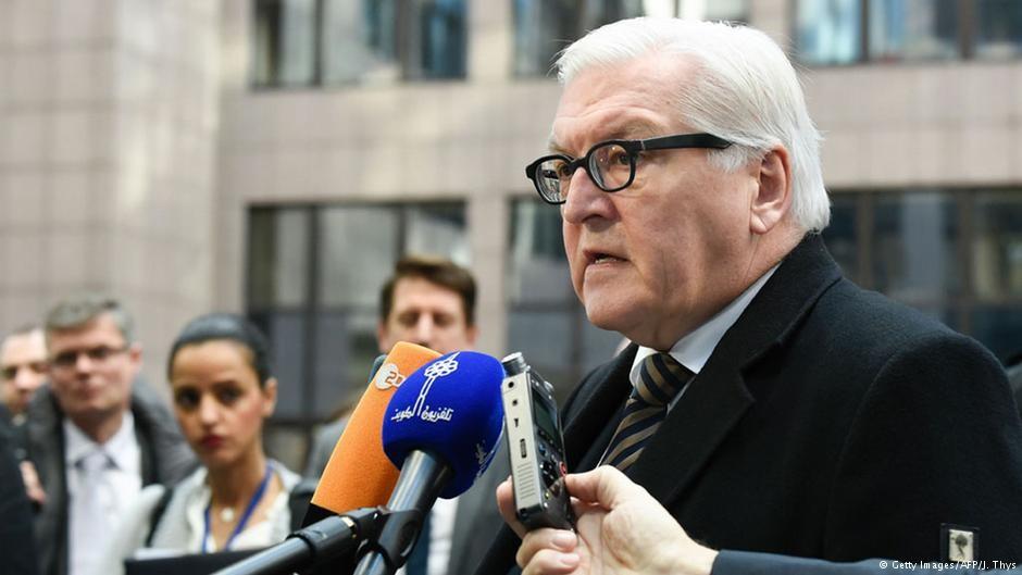 Голова МЗС Німеччини заявив, що це перемир'я є реальним шансом для політичних змін в Сирії.