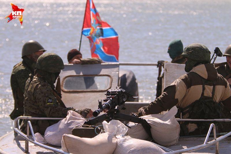 За даними групи Інформаційний спротив, проросійські бандформування просять у РФ катери прикордонників.