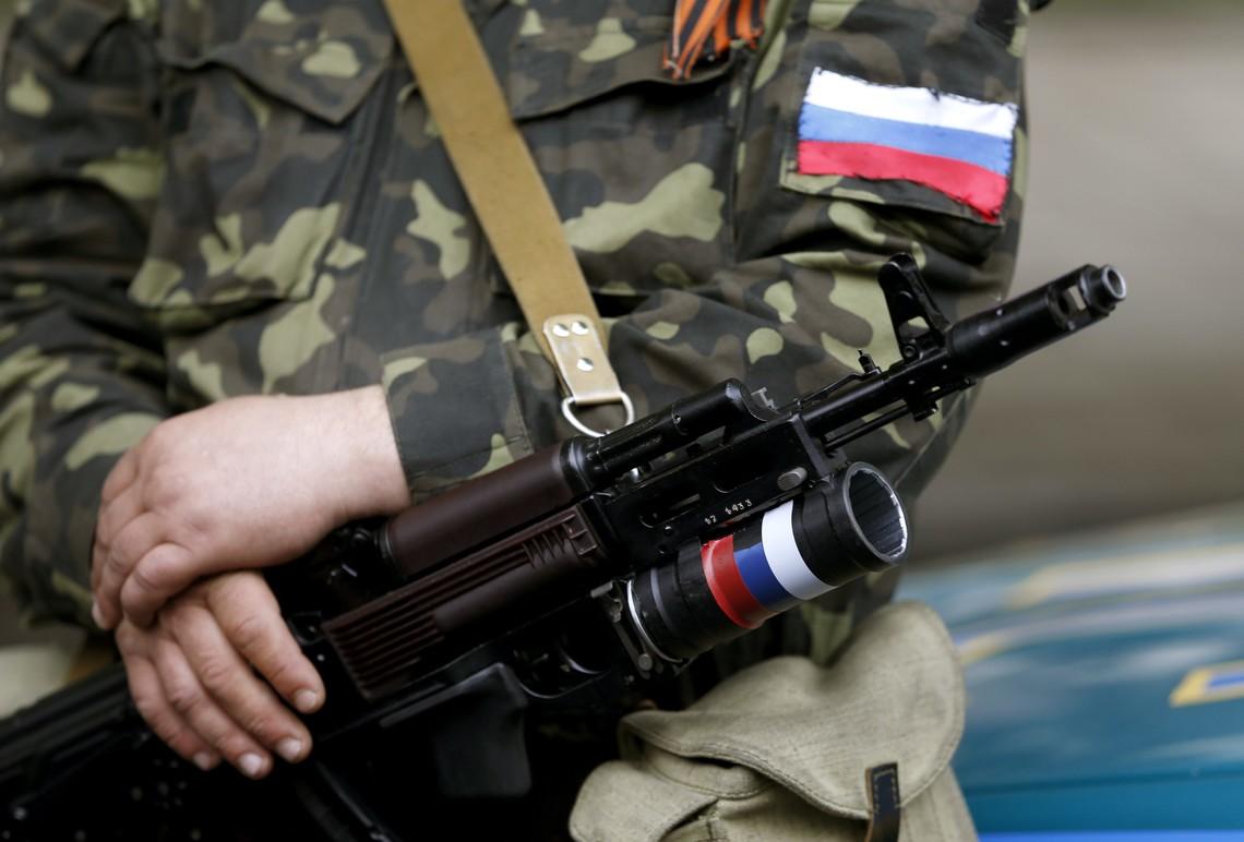 На красногорівському напрямку Збройні сили РФ, які воюють на боці бойовиків, зазнали втрат.
