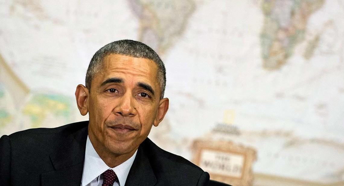 Залізна рішучість Путіна, Сирія та ІД послаблюють політику Обами щодо України. Ці фактори відволікають на себе увагу, що призводить до недостатньо твердої підтримки з боку європейських союзників.