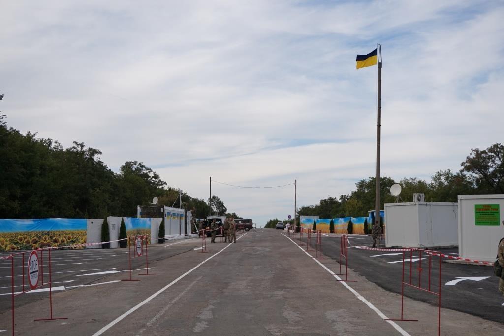 Держприкордонслужба повідомляє про перехід контрольних пунктів у зоні АТО на весняний режим роботи.