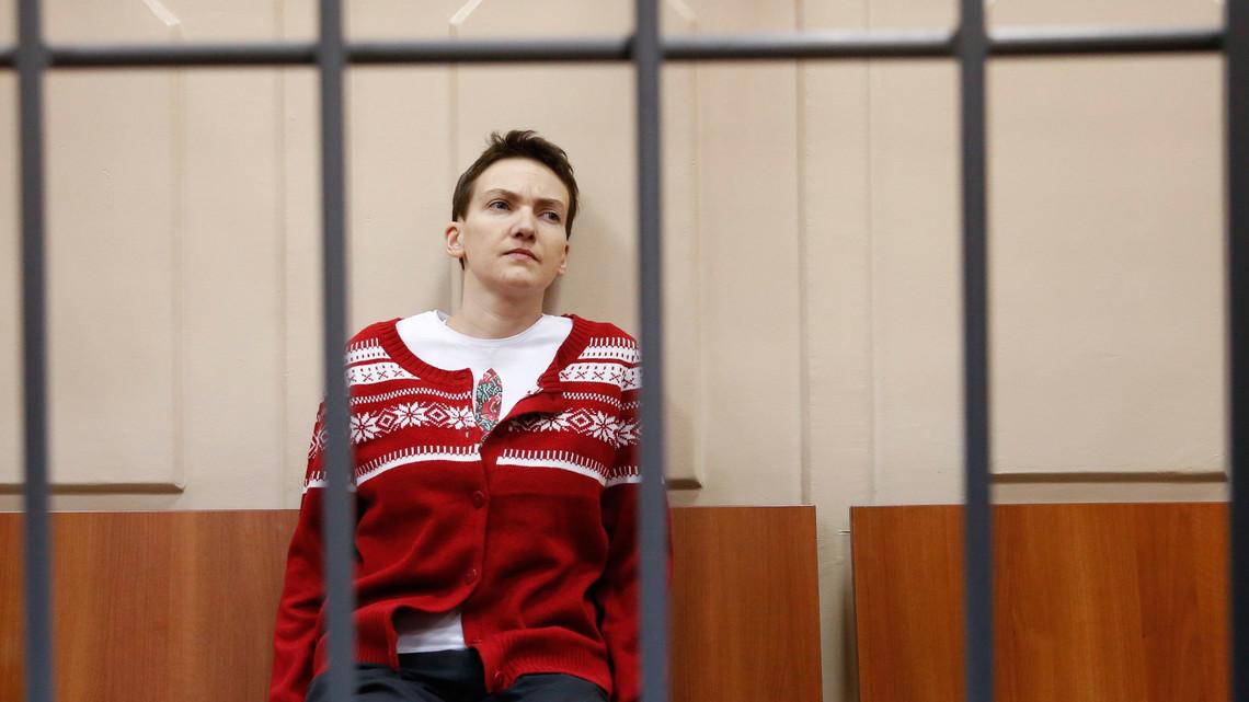 Російський суд Донецька переніс продовження процесу розгляду засідання щодо Надії Савченко на 9 березня.