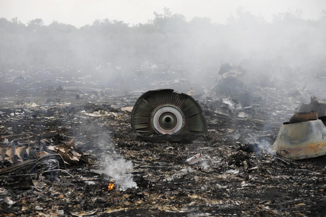 Дослідники з Bellingcat надали докази того, що автомобілі, котрі супроводжували вогневу установку Бук, з якої було збито малайзійський Боїнг, належали терористам.