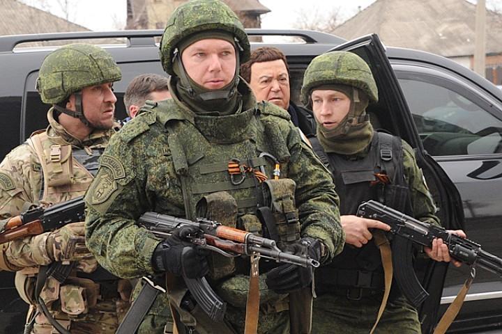 В результаті зіткнення, втрат зазнав 9 особливий механізований полк морської піхоти Військових сил РФ.
