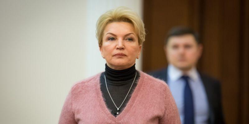 У Генеральній прокуратурі України пояснили, що економічні санкції ЄС з Раїси Богатирьової були зняті з об'єктивних причин, оскільки фактична шкода від її дій уже компенсована.