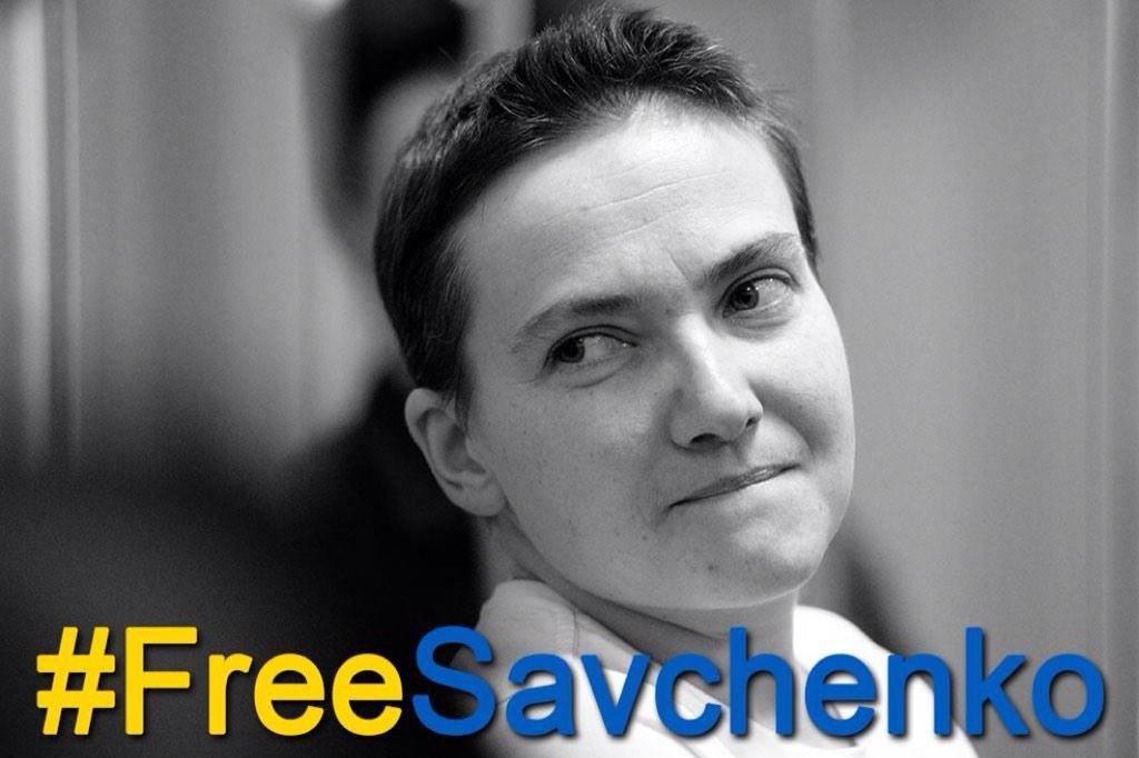 Голова Верховної Ради України Володимир Гройсман закликав утримувану в Росії Надію Савченко припинити голодування.