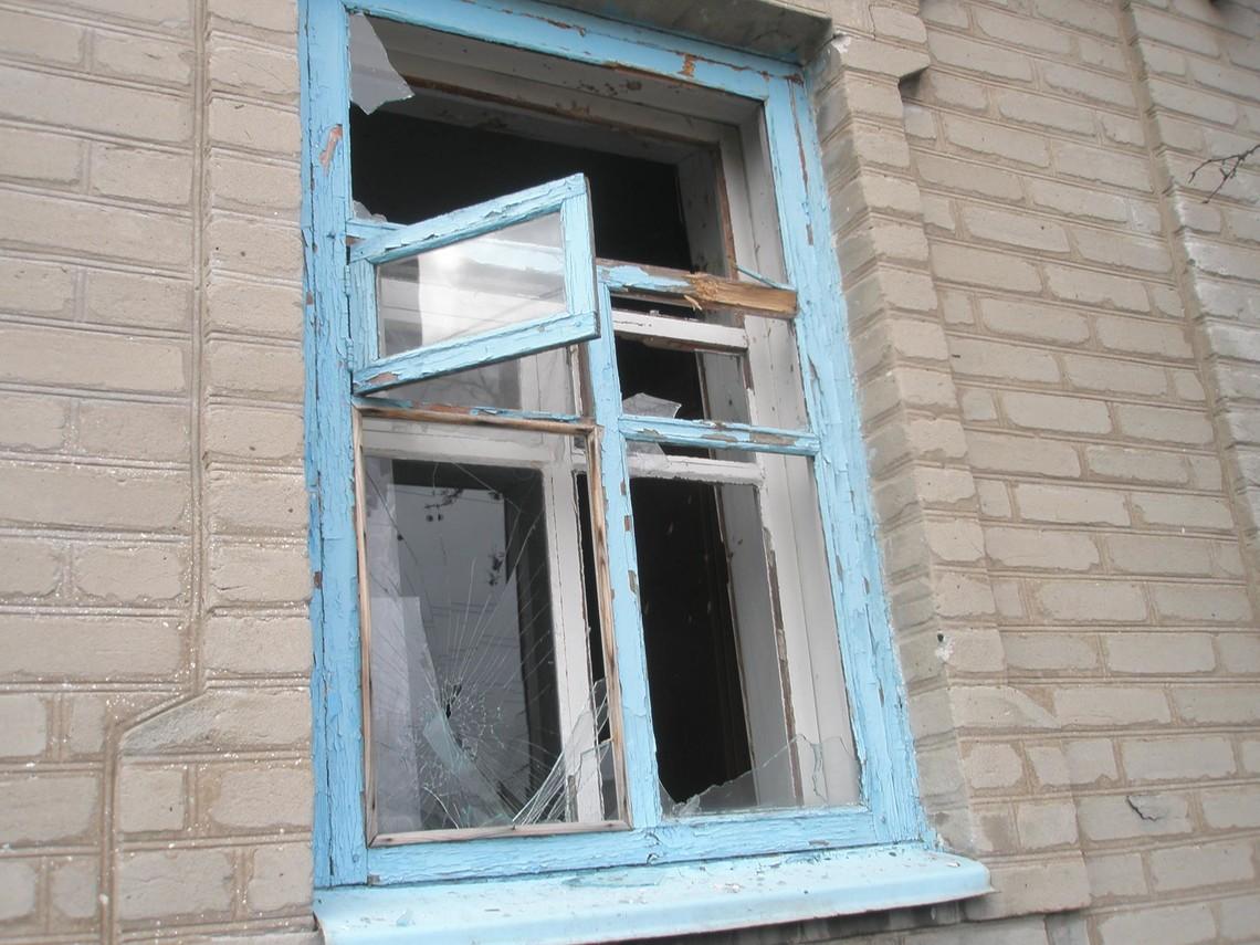 Начальник ГУ Національної поліції в Донецькій області В'ячеслав Аброськін поінформував про обстріл Авдіївки бойовиками.