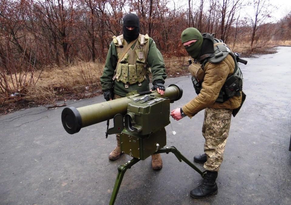 На озброєння Аеромобільних військ України надійшли нові ракетні комплекси розробки українських підприємств.