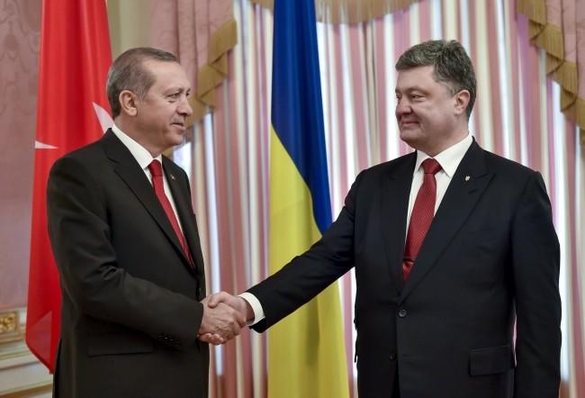 На 9-10 березня Президент України Петро Порошенко планував офіційний візит до Турецької Республіки.