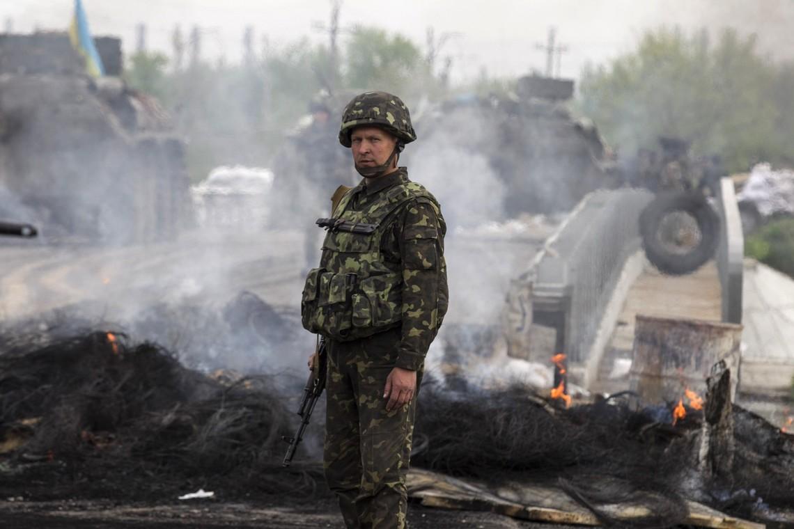 За минулу добу в зоні проведення АТО проросійські терористи 43 рази відкривали вогонь по позиціях ВСУ.