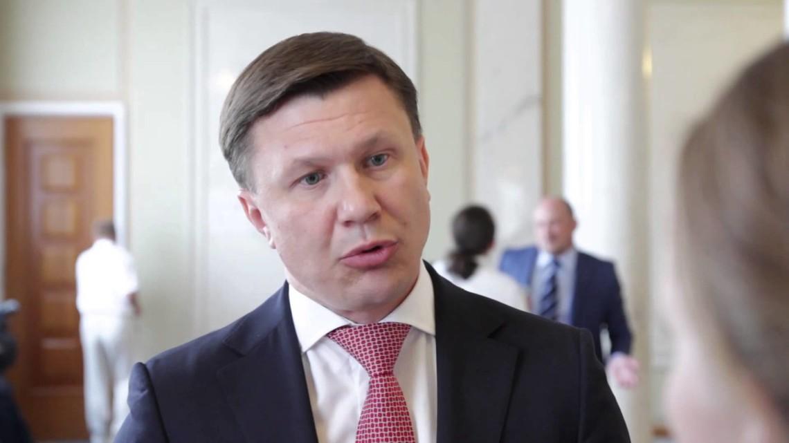 Народный депутат Руслан Демчак выполнил программное обещание о законодательной защите окружающей среды и плодородных земель.