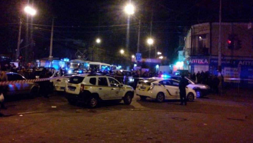 У Національній поліції Одеси розповіли про збройний напад на машину інкасаторів, гроші вдалося зберегти.