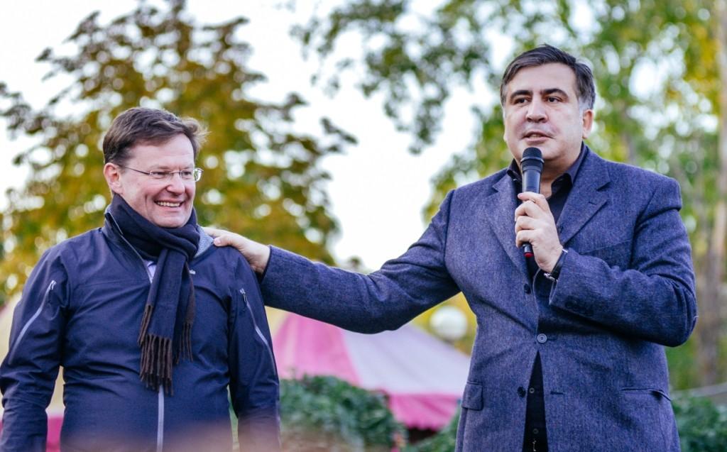 Радник одеського губернатора Саша Боровик пообіцяв, що найближчим часом буде готова передвиборна програма партії Саакашвілі.