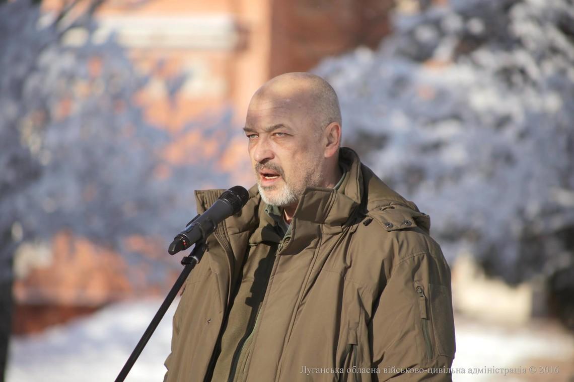 Георгій Тука наголошує на тому, що в зоні проведення антитерористочної операції потрібно частіше проводити ротації силовиків.
