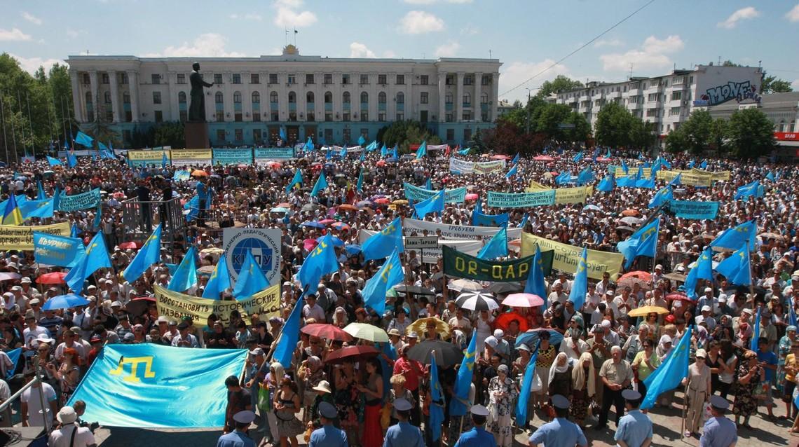 Окупантський суд Криму сьогодні розгляне питання заборони Меджлісу кримськотатарського народу.
