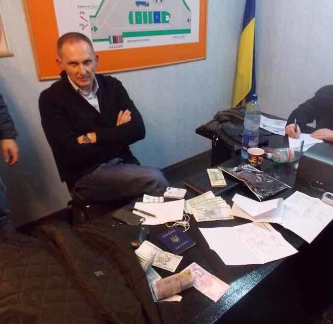 Українські правоохоронні органі затримали відомого колишнього поліцейського з Вінницької області.
