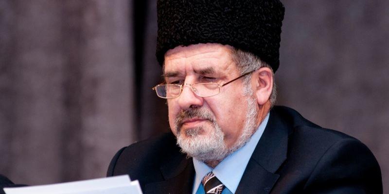 Глава Меджлісу кримськотатарського народу Рефат Чубаров назвав президента Росії Путіна злочинцем.