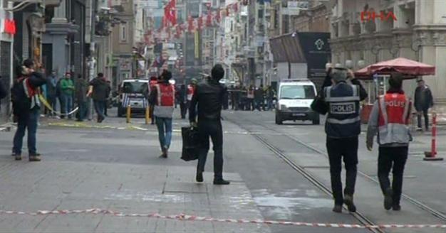 В результаті підриву терориста-смертника в центрі турецького Стамбула загинуло 5 людей, ще 36 отримали поранення.