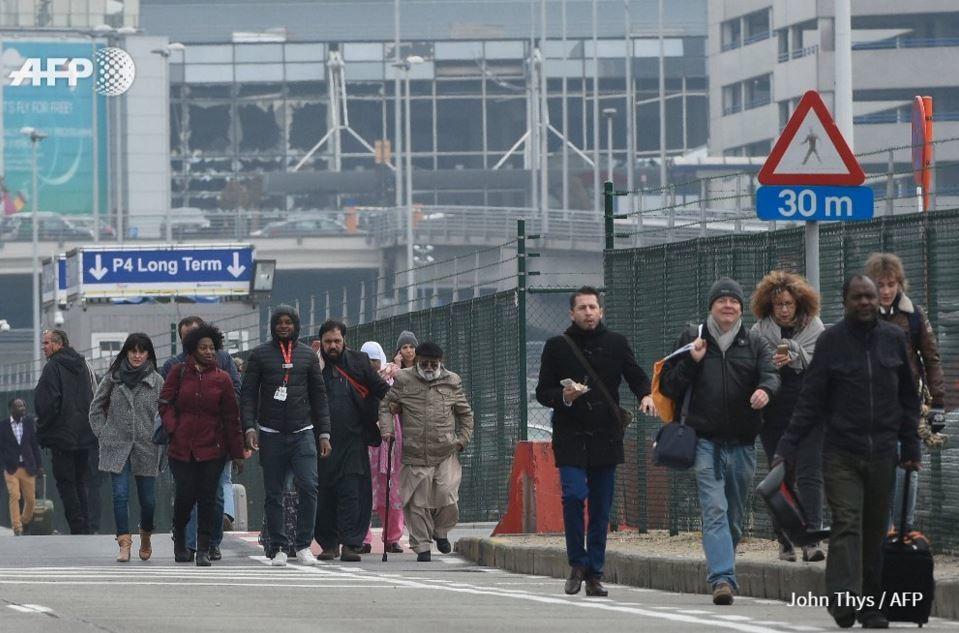 Через низку терактів у бельгійському Брюсселі влада Франції закликає миттєво реагувати на загрозу тероризму.