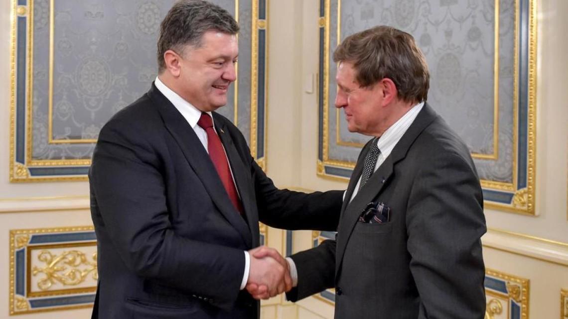 Екс-віце-прем'єр Республіки Польща Бальцерович допоможе Україні в питаннях проведення реформ.