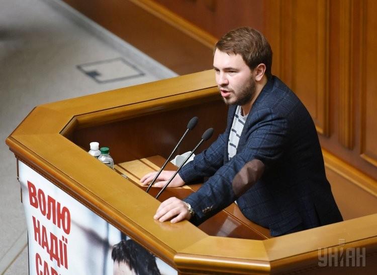 Чергова обіцянка нардепа Андрія Лозового виявилася просто порожніми словами молодого політика.