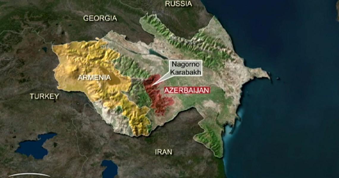 В даний момент йдуть військові зіткнення по всій лінії розмежування між Азербайджаном і невизнаною Нагірно-Карабахською республікою з безліччю втрат.