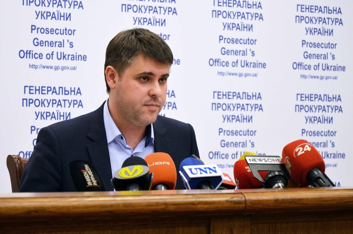 Генпрокуратура звинувачує Сакварелідзе і команду в веденні гібридної війни проти України, а також спробі зруйнувати державні інститути.