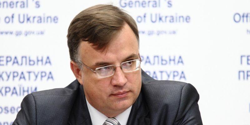 Виконувач обов'язків генерального прокурора України Юрій Севрук заявив, що багато прокурорів на місцях звільняються через низькі зарплати.