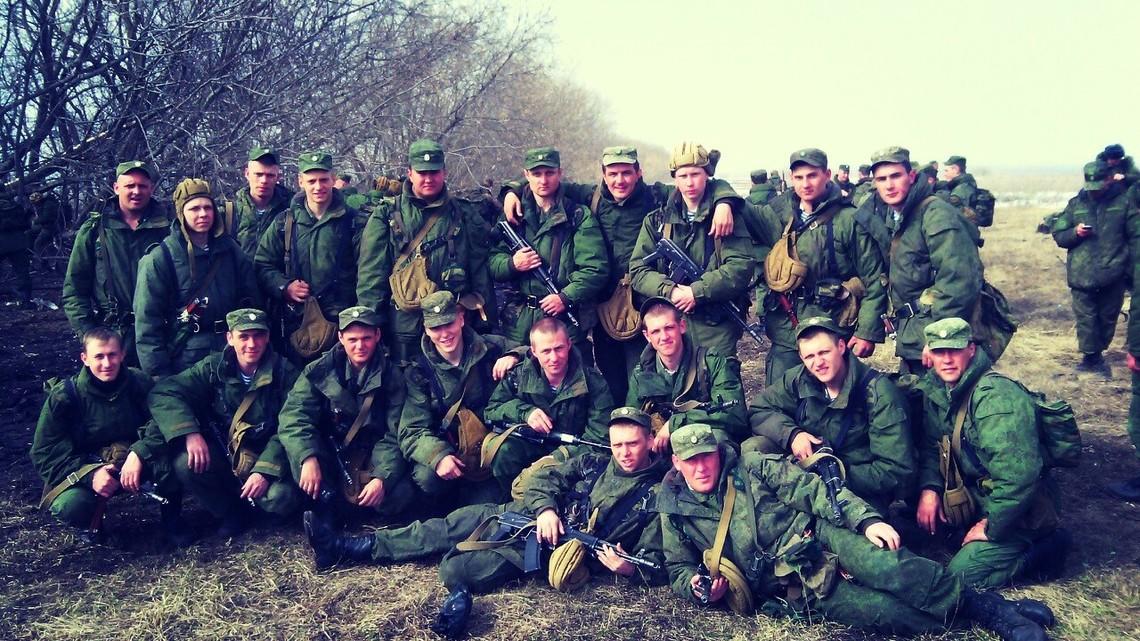 У головному управлінні розвідкою повідомили про навчання особового складу Повітряно-десантних військ ЗС РФ у Криму.