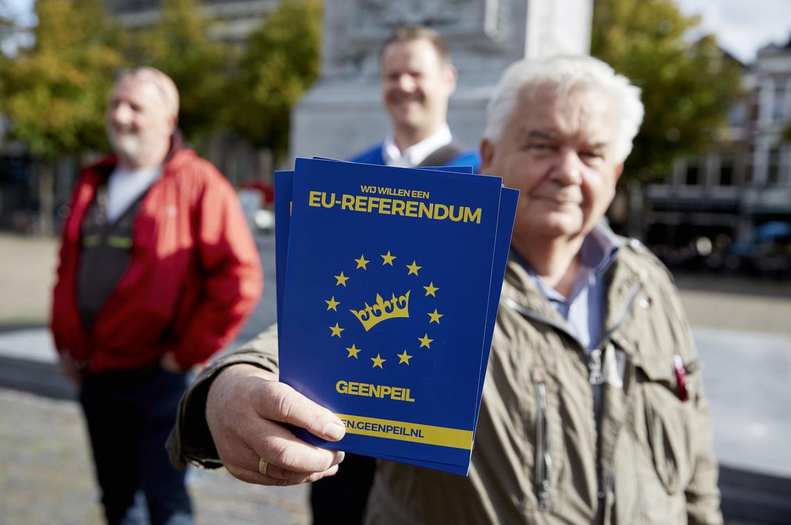 Згідно з опитуванням, майже 40 відсотків голландців проголосують проти Угоди про асоціацію України з Євросоюзом.
