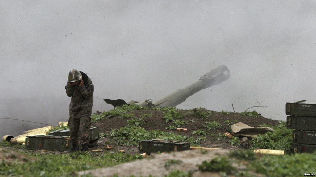 Азербайджан і Нагірно-Карабаська Республіка сьогодні припинили взаємні обстріли на лінії розмежування.