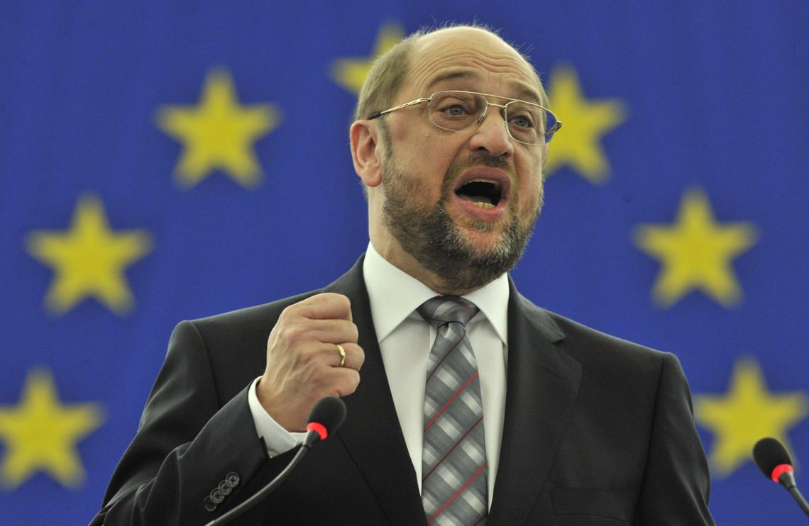 Мартін Шульц висловив жаль через результати консультативного референдуму в Нідерландах щодо асоціації України з ЄС.