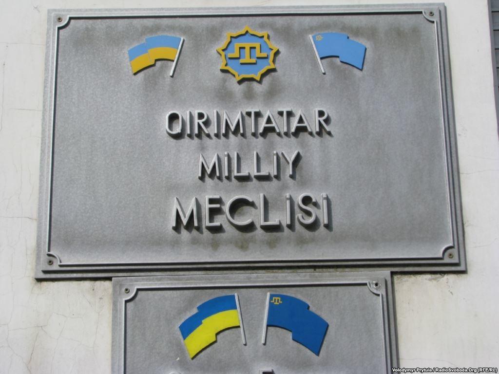 Сьогодні, 8 квітня, відбулося чергове засідання суду в справі заборони Меджлісу кримськотатарського народу.