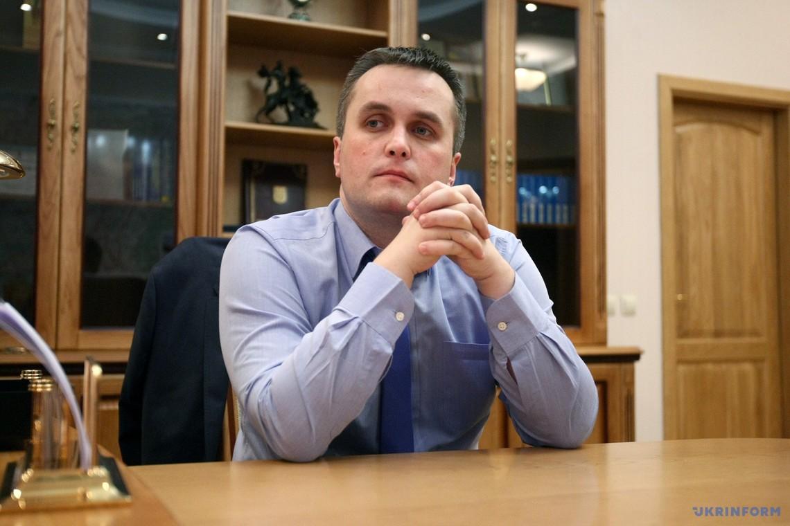 Холодницький забув оголосити конкурс про набір нових прокурорів на посади до Спеціалізованої прокуратури.