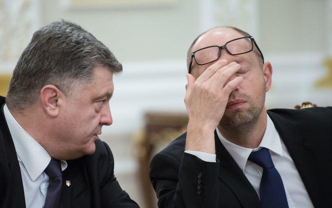 Переговори щодо кандидатур у міністри нового уряду, який має очолити Володимир Гройсман, зайшли в глухий кут.