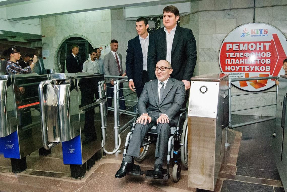 У Харківській міській раді підтвердили нещодавній візит мера Харкова Геннадія Кернеса до Москви.