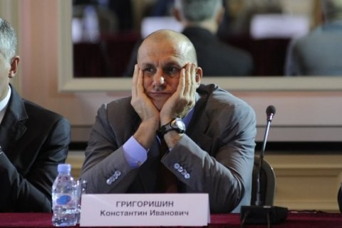 Русский олигарх Григоришин пробует получить гражданство государства Украины
