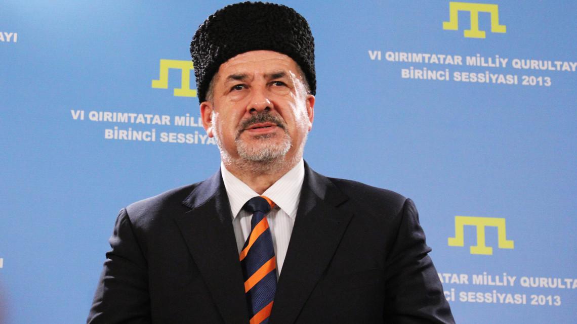 Глава Меджлісу кримськотатарського народу Рефат Чубаров заявив про визнання Меджлісу екстремістським у Росії.