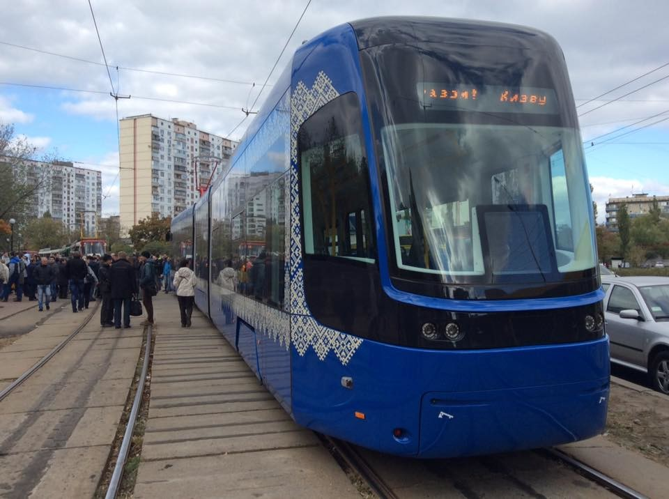 Комунальне підприємство Київпастранс оголосило переможцем тендера на закупівлю трамваїв для столиці польську фірму.