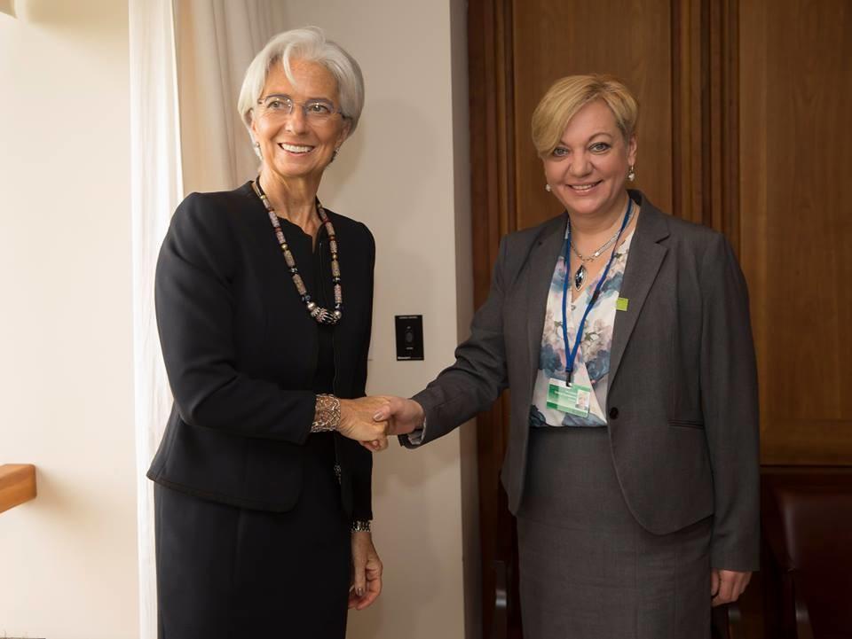 Новий уряд України буде всіляко сприяти продовженню співпраці з МВФ в просуванні реформ у країні.