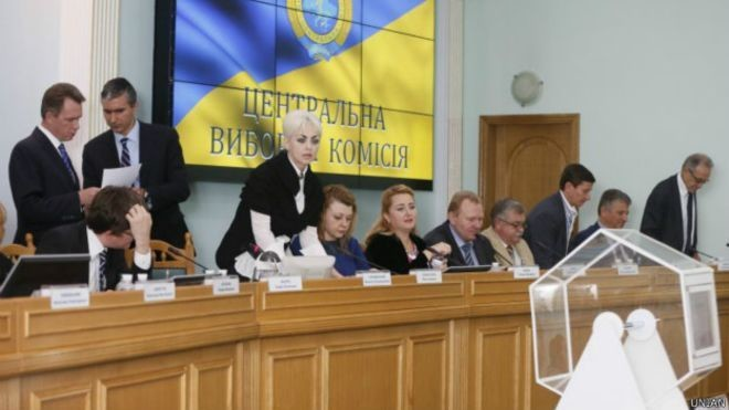 Депутати Верховної Ради запропонували 30 кандидатур на посади членів Центральної виборчої комісії, а от Президент своїх пропозицій так і не вніс.