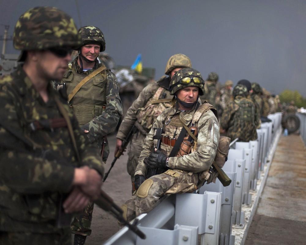 Бойовики так званих республік поширюють чутки про конфлікт між підрозділами ЗСУ та НГУ в Авдіївці.
