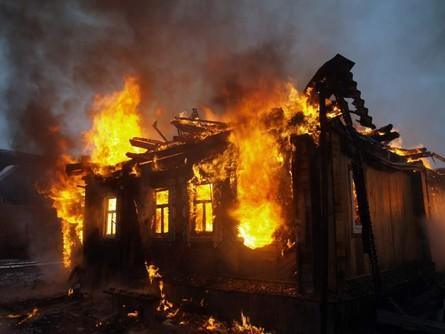 В результате пожара в Одесской области погибли шестеро детей от 4 месяцев до 10 лет, - замглавы ОГА Жмак - Цензор.НЕТ 9059
