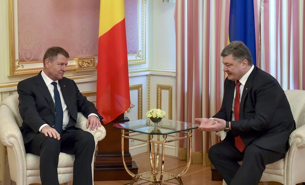 Порошенко також запропонував Румунії розміщувати обсяги природного газу в українських підземних газових сховищах.
