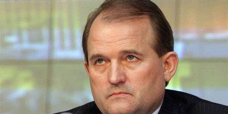 Суд зобов'язав Генеральну прокуратуру України порушити кримінальне провадження проти Віктора Медведчука.
