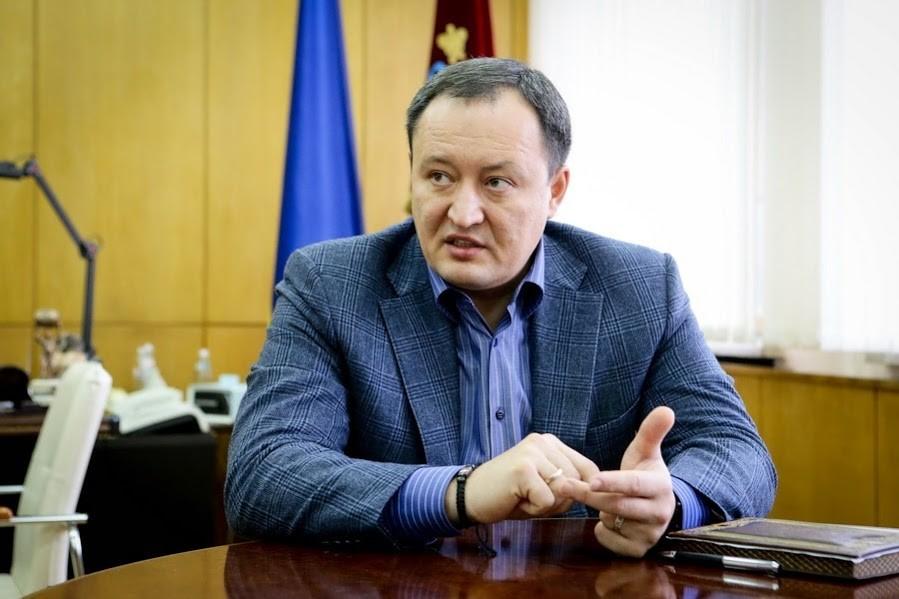 Президент України Петро Порошенко офіційно затвердив Костянтина Бриля головою Запорізької ОДА.
