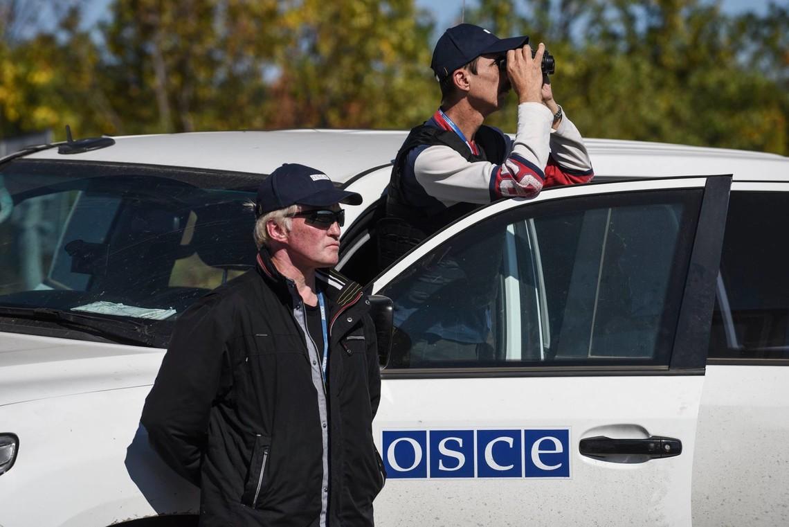 До переліку завдань збройної місії ОБСЄ входитиме контроль за відведенням озброєнь, забезпечення виведення окупаційних військ Російської Федерації з окупованої території та контроль українсько-російського кордону.