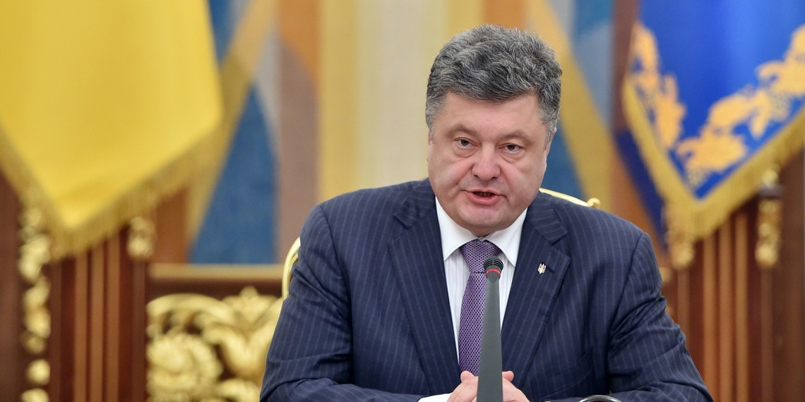 Порошенко висловив готовність держави допомогти реалізувати ті рішення, які запропонують самі предстоятелі українських церков.